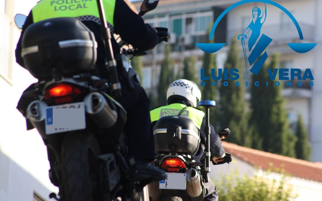 2 PLAZAS DE POLICÍA LOCAL EN CABRA (CÓRDOBA)