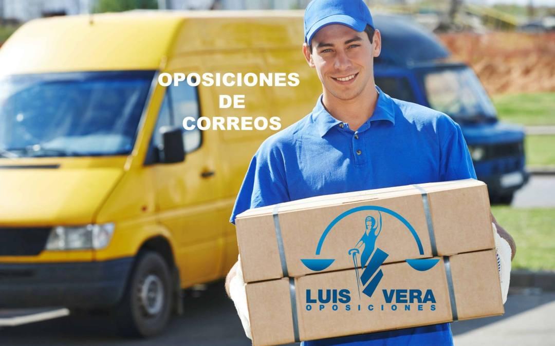 CORREOS. Presentación de meritos hasta el 30 de Junio