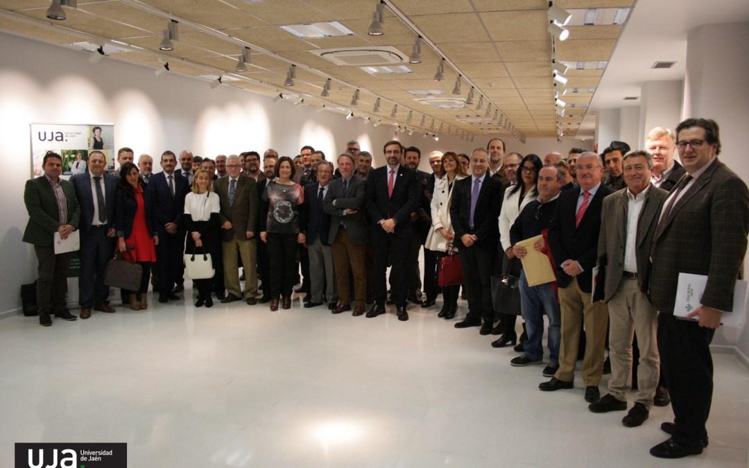 Luis Vera Oposiciones entra a formar parte de la Fundación Universidad de Jaén-Empresa