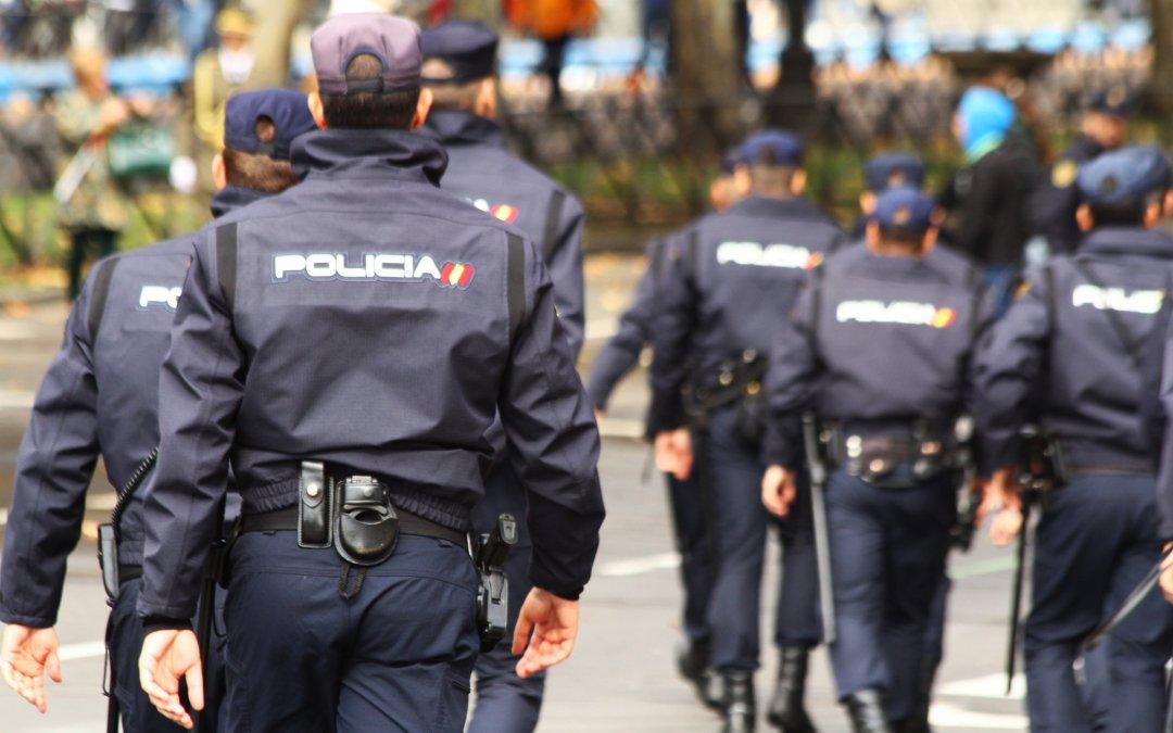 Salen a convocatoria 3.201 plazas de Policía Nacional