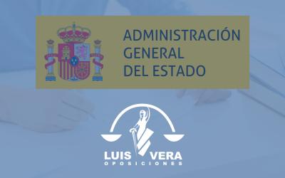 OPOSICIONES A LOS CUERPOS DE LA ADMINISTRACIÓN GENERAL DEL ESTADO: GESTIÓN, ADMINISTRATIVO Y AUXILIA– Sesión informativa 3 de septiembre 18:00 horas