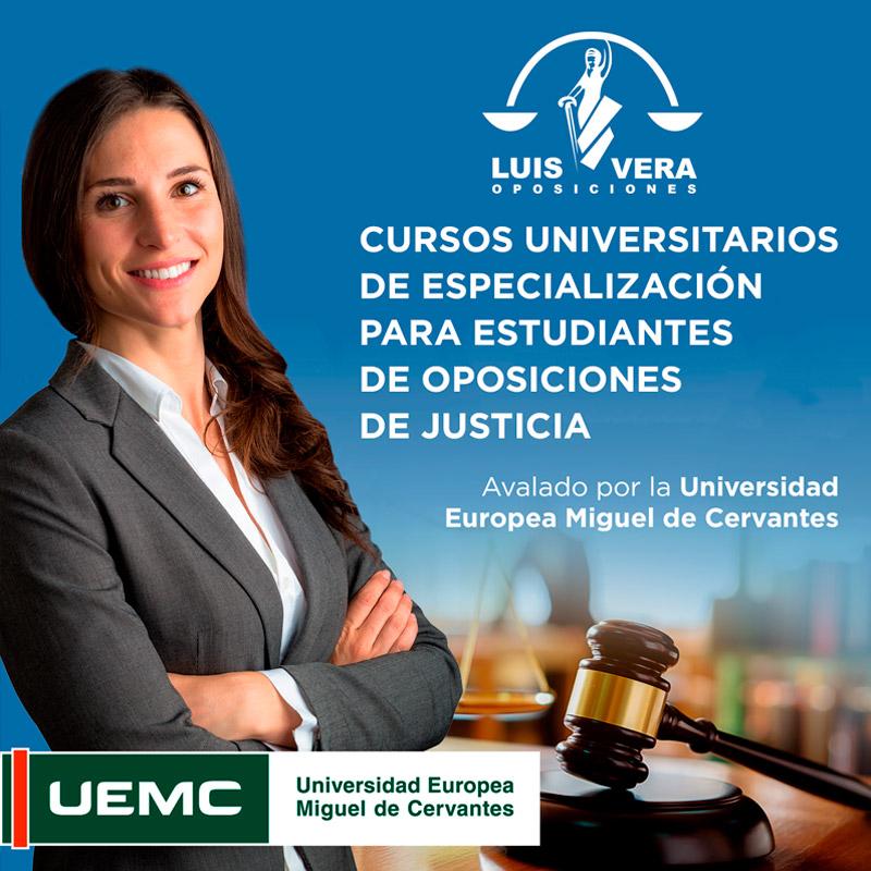 master en derecho procesal criminal civil