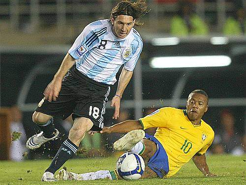Argentins vs Brasil