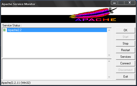 Instalando e Configurando o PHP 5 e o Apache 2.2 no Windows (4/6)