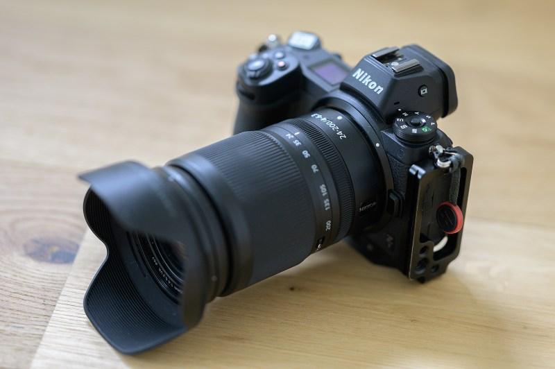 Nikon Z7 with Nikon NIKKOR Z 24-200mm f/4-6.3 VR lens