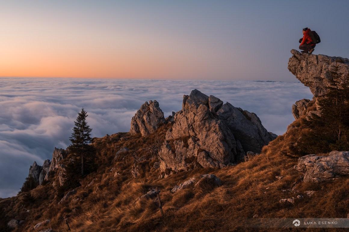 Ratitovec ridge