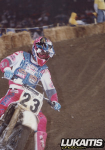 Micky Dymond Meadowlands SX 1989
