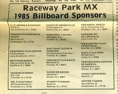 Billboard Sponsors