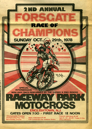 1978 Race of Champions ad