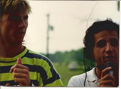 Rich and Ronnie Tichenor