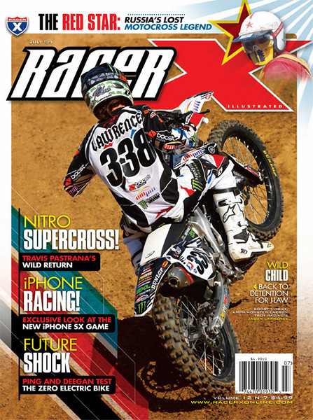July 09 RacerX