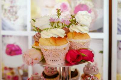 Hochzeit Cupcakes - Lukasch