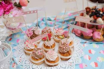 Cupcakes - Hochzeit