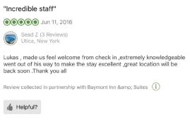 Baymont Review 6/11