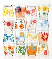 Vidro, porcelana, cerâmica podem ser queimadas c/tinta p/porcelana em forno doméstico.