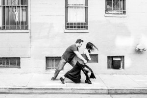 Jeannie and Lucas Dance