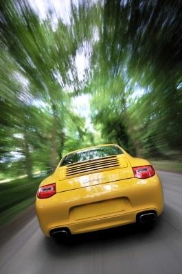 Fast Porsche