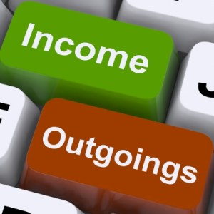 Income - Outgoings