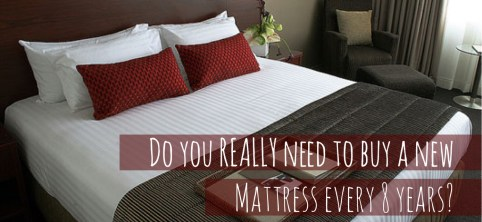 How often should you change your mattress every 5 7 years for How often should u change your mattress