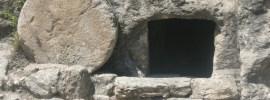 roadside tomb opening