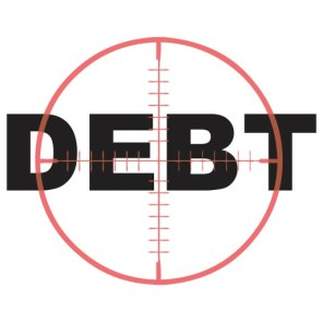 what does the bible say about debt