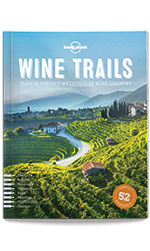 Lonely Planet Wine Trails, on Eastern European wine