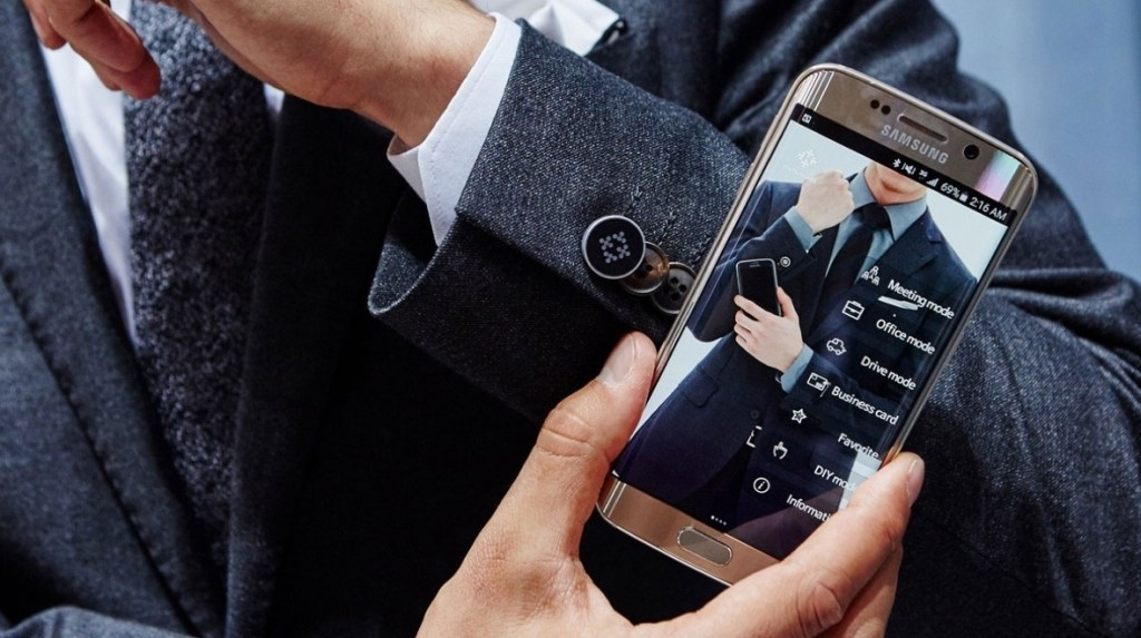 samsung smart pay smart clothing