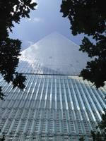 The new World Trade Center in Manhattan