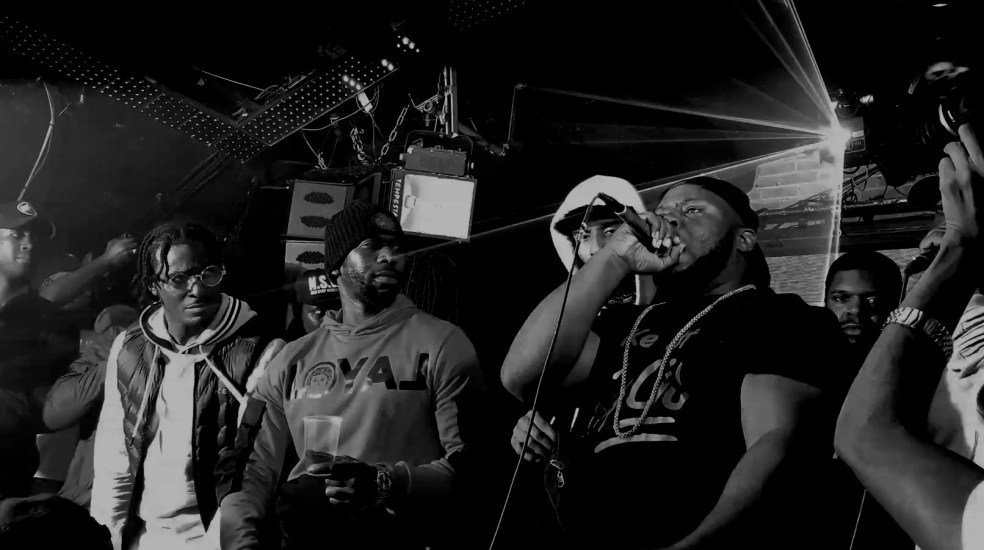 Saskilla, God's Gift, Irah and Dizzle Kid at Fire Vauxhall