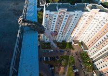 Russian urban climbing 2012