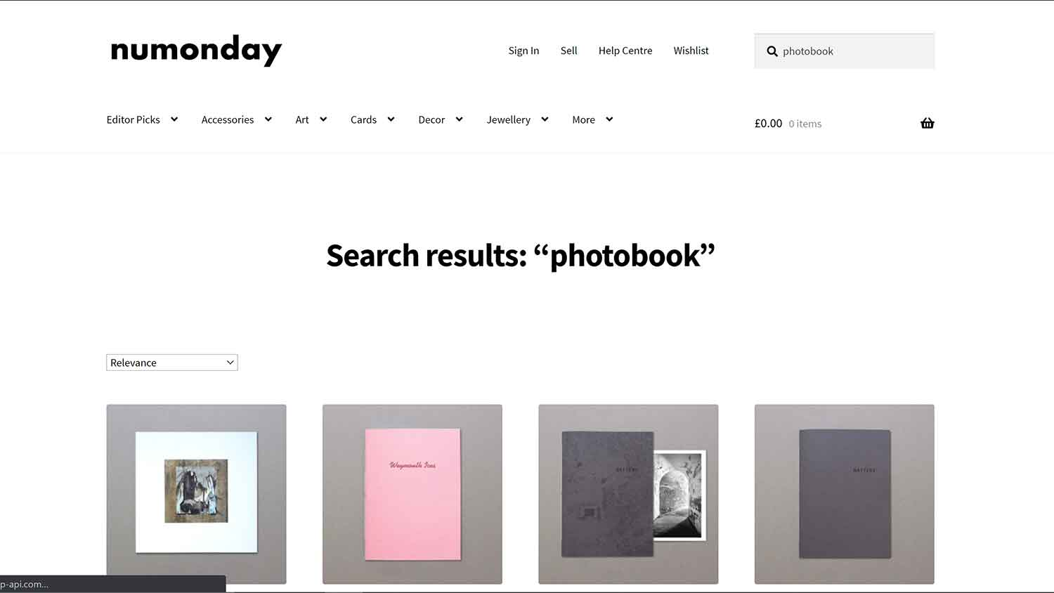 how to sell zines online, numonday