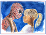 spiderman_and_gwen_by_lukefielding-d6tqy9p