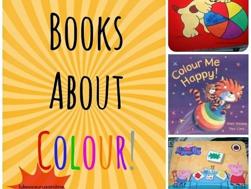 Books About Colour!
