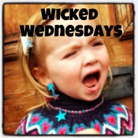 Wicked Wednesday – The One With The Hair