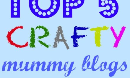 Top 5: Crafty Mummy Blogs