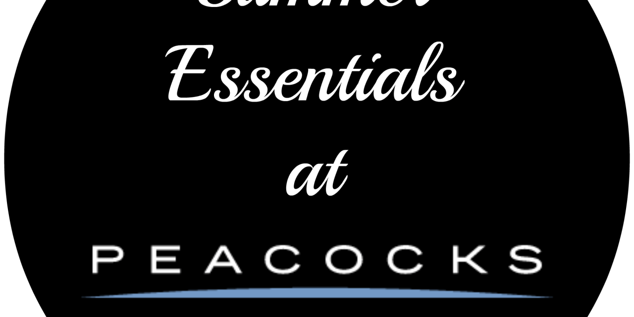 Summer Essentials At Peacocks