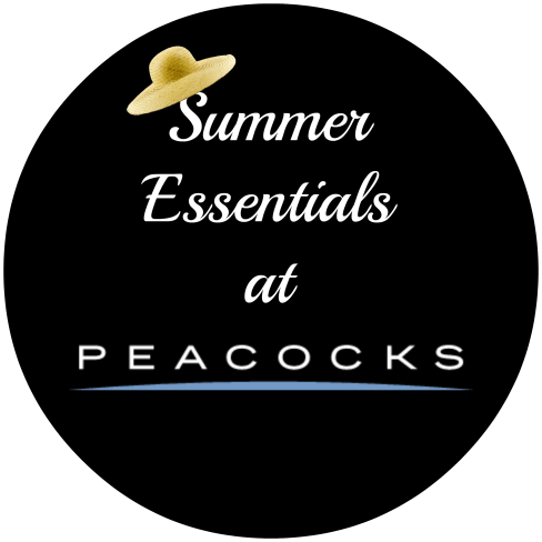 Summer Essentials from Peacocks at lukeosaurusandme.co.uk