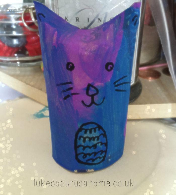 How To Make A Cat From Toilet Rolls by lukeosaurusandme.co.uk