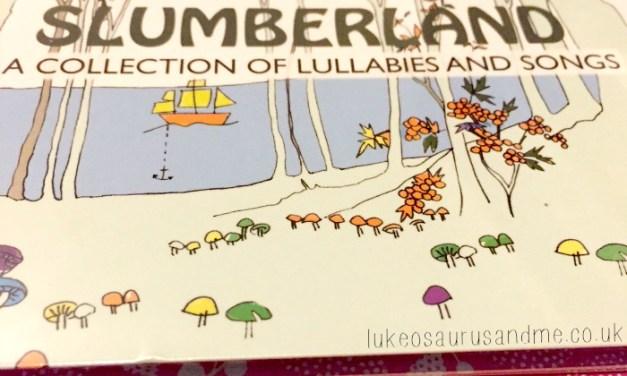 A Good Night's Sleep with Slumberland (& Give Away!)