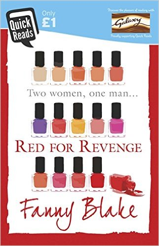 Red For Revenege book review at lukeosaurusandme.co.uk
