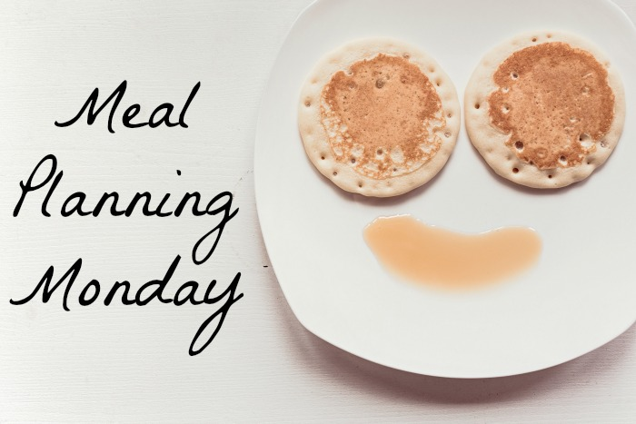 Meal Planning Monday: 15/02/16