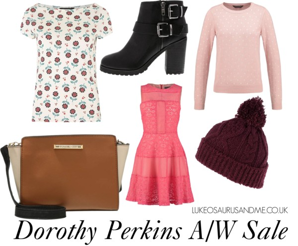 Dorthy Perkins A/W Sale Wishlist via lovethesales at https://lukeosaurusandme.co.uk