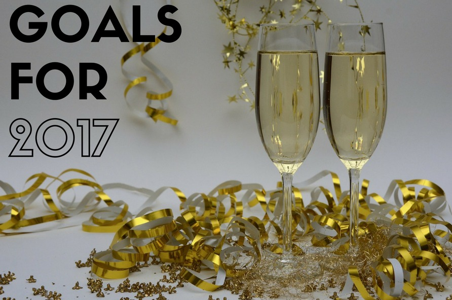 Goals For 2017, blogging goals and life goals at http://lukeosaurusandme.co.uk