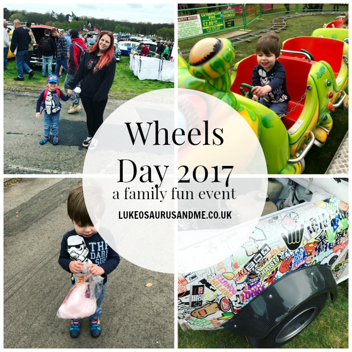 Wheels Day 2017 A family Day Out Aldershot, Hampshire/Surrey at https://lukeosaurusandme.co.uk