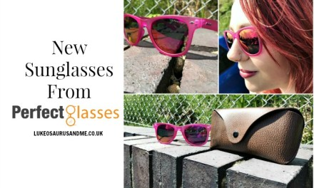 New Sunglasses From Perfect Glasses UK
