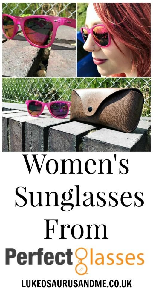Polaroid Women's Sunglasses, women's summer fashion from PerfectGlassesUK at https://lukeosaurusandme.co.uk