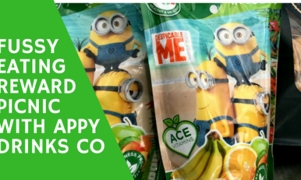 Fussy Eating Reward Picnic With Appy Drinks Co
