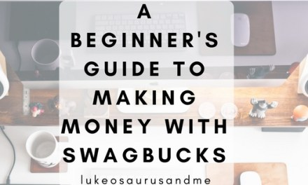 Why I LOVE Swagbucks: A Beginner's Guide To Making Money With Swagbucks
