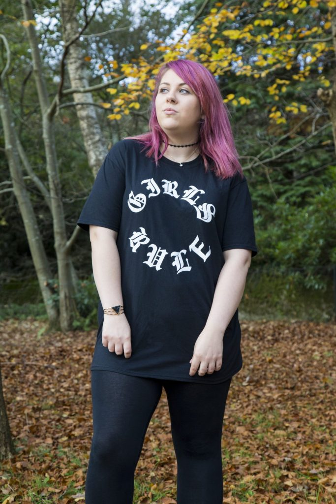 Embrace self care this winter and beat seasonal affective disroder. Treat yourself to Girls Rules tee from LOTD using our discount code at http://lukeosaurusandme.co.uk