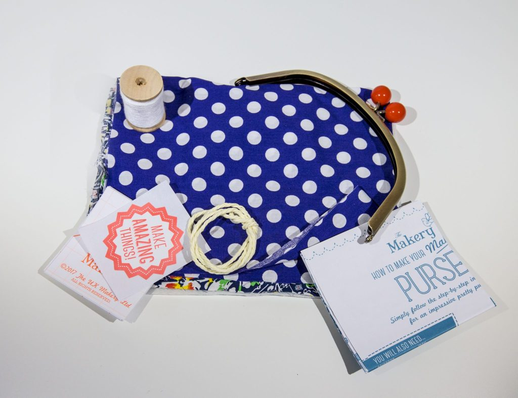 Sewing crafts kits make great Mother's Day gifts, check out these from Crafter's Companion. See more Mother's Day gift ideas at https://lukeosaurusandme.co.uk